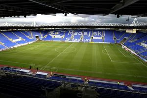 Madejski Stadium (Selection of 4 Items)