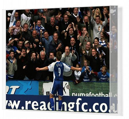 Reading vs Tottenham Hotspur, FA Barclays Premiership, 12th November 2006
