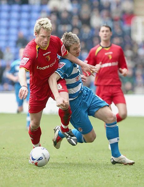 03-Reading v Watford-Action