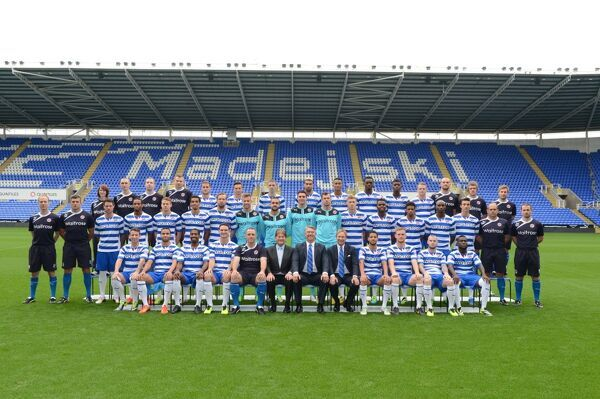 2013-14 First Team Squad