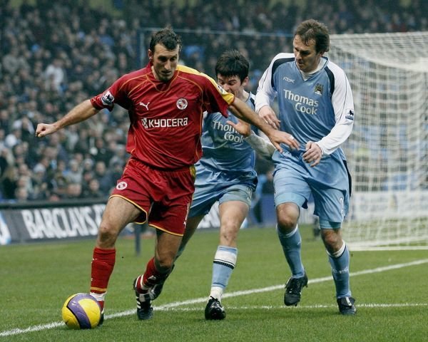 Manchester City v Reading FC, FA Barclays Premiership, 3rd February 2007