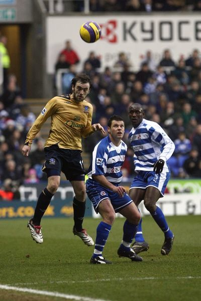 Reading v Everton, FA Barclays Premiership, 23rd December 2006