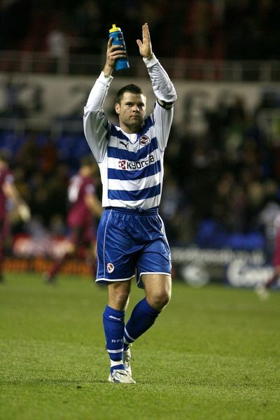 Reading v Bolton Wanderers, FA Barclays Premiership, 2nd December 2006