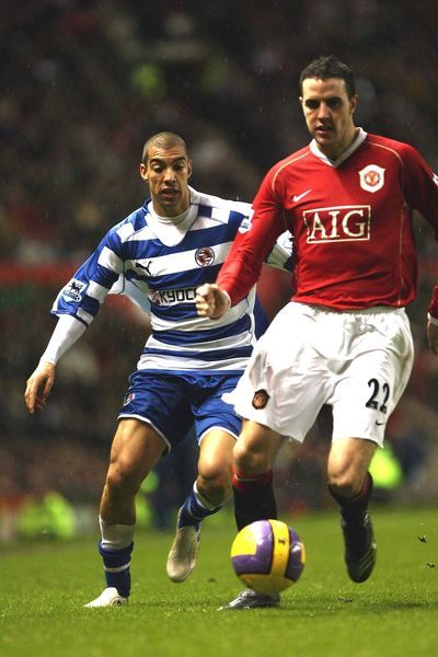 Manchester Utd v Reading, FA Barclays Premiership, 30th December 2006