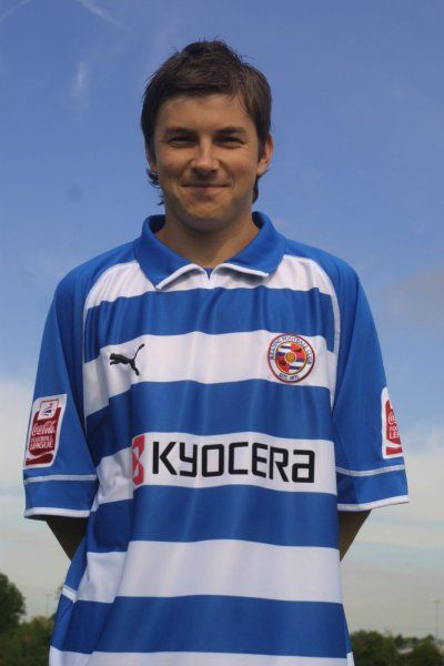 Reading FC headshot