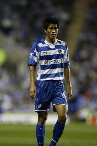 Reading vs Manchester City, Barclays Premiership, Monday 11th September 2006