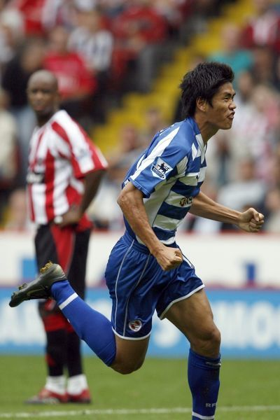 Reading vs Sheffield United, Saturday 16th September 2006