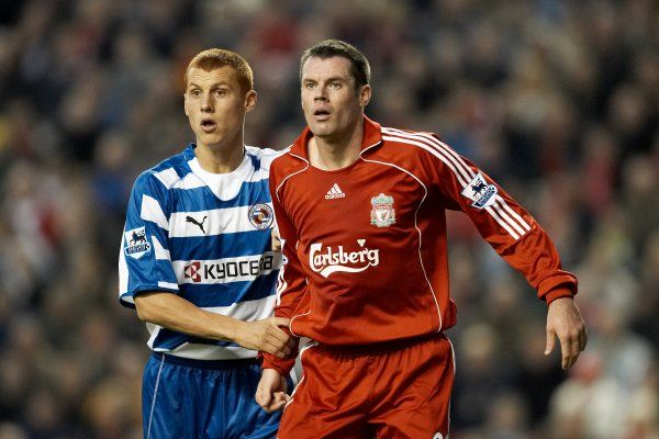 04/11/2006 - Premiership match played between Liverpool FC & Reading FC at Anfield. Photo: Richard Claypole