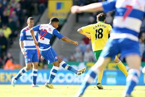 Barclays Premier League - Norwich City v Reading - Carrow Road