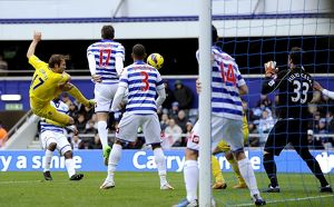 <b>Queens Park Rangers v Reading : Loftus Road : 03-11-2012</b><br>Selection of 5 items