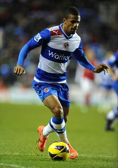 Barclays Premier League - Reading v Arsenal - Madjeski Stadium
