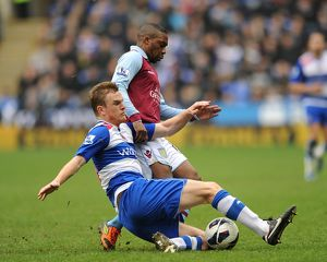 Barclays Premier League - Reading v Aston Villa - Madjeski Stadium