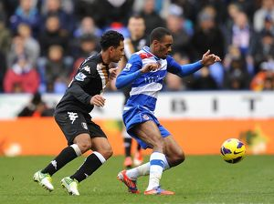 Barclays Premier League - Reading v Fulham - Madejski Stadium
