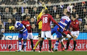 Barclays Premier League - Reading v Manchester United - Madjeski Stadium