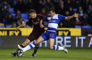 Barclays Premier League - Reading v Manchester City - Madejski Stadium