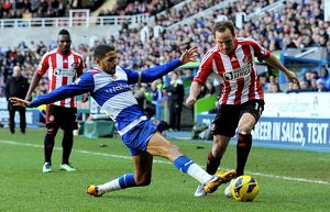 Barclays Premier League - Reading v Sunderland - Madjeski Stadium