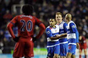 Barclays Premier League - Reading v West Bromwich Albion - Madjeski Stadium