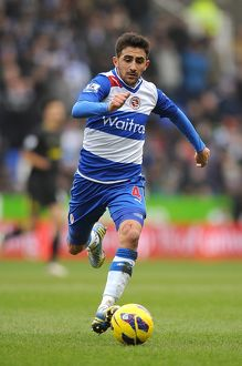 season 2012 13/premier league reading v wigan athletic madjeski stadium/barclays premier league reading v wigan athletic