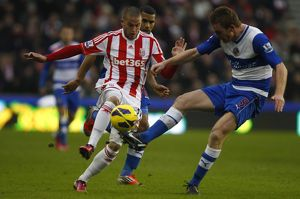Barclays Premier League - Stoke City v Reading - Britannia Stadium