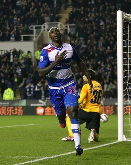 <b>Capital One Cup : Round 4 : Reading v Arsenal : Madejski Stadium : 30-10-2012</b><br>Selection of 12 items
