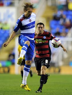 Capital One Cup - Second Round - Reading v Peterborough United - Madejski Stadium