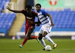 Carabao Cup - Third Round - Reading v Swansea City - Madejski Stadium