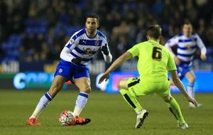 Emirates FA Cup - Reading v Huddersfield Town - Third Round Replay - Madejski Stadium