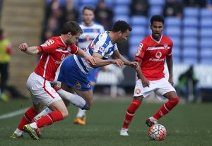 <b>Reading v Walsall</b><br>Selection of 11 items