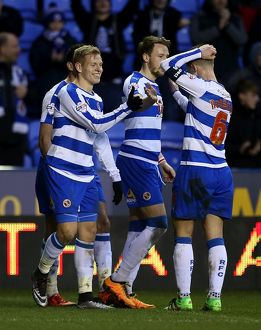 season 2015 16/fa cup reading v walsall/emirates fa cup reading v walsall fourth round