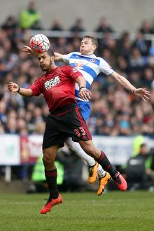 Emirates FA Cup - Reading v West Bromwich Albion - Fifth Round - The Madejski Stadium