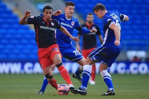 FA Cup - Fourth Round - Cardiff City v Reading - Cardiff City Stadium