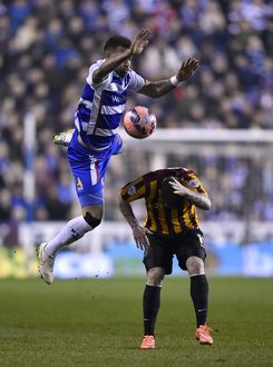FA Cup - Quarter Final - Replay - Reading v Bradford City - Madejski Stadium