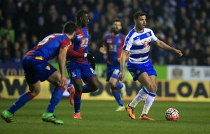 FA Cup - Reading v Crystal Palace - Quarter Final - Madejski Stadium