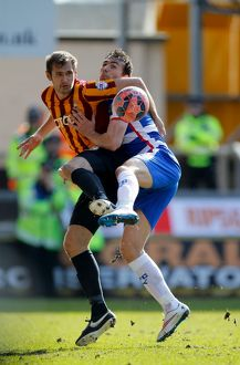 FA Cup - Sixth Round - Bradford City v Reading - Valley Parade