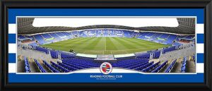 Madejski Framed Empty Panoramic
