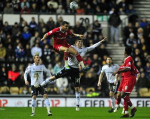 npower Football League Championship - Derby County v Reading - Pride Park