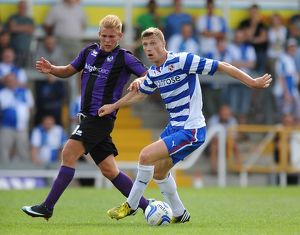 Pre Season Friendly - Bristol Rovers v Reading - The Memorial Ground