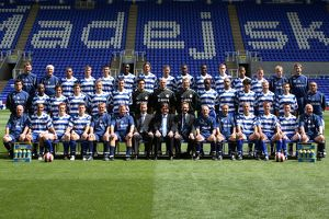 Reading FC Team Photo 2006-7