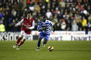 Reading v Arsenal, Barclays Premiership, 12th November 2007