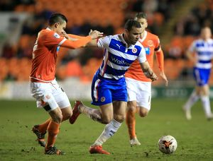 Sky Bet Championship - Blackpool v Reading - Bloomfield Road