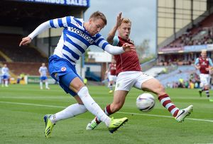Sky Bet Championship : Burnley v Reading