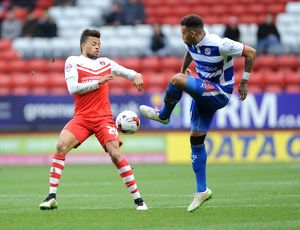Sky Bet Championship - Charlton Athletic v Reading - The Valley