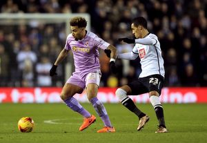 Sky Bet Championship - Derby County v Reading - iPro Stadium