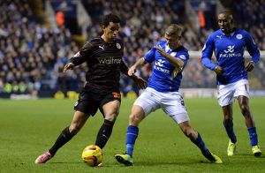 Sky Bet Championship : Leicester City v Reading