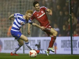 Sky Bet Championship - Middlesbrough v Reading - Riverside Stadium