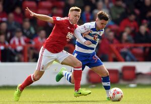 Sky Bet Championship - Nottingham Forest v Reading - City Ground