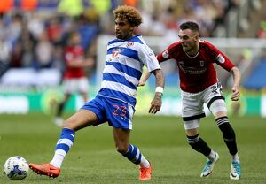 Sky Bet Championship - Play Off - Second Leg - Reading v Fulham - Madejski Stadium