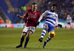 <b>Reading v Fulham</b><br>Selection of 5 items