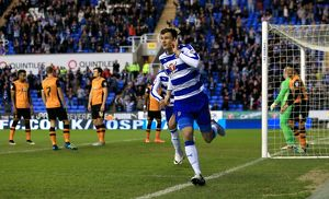 Sky Bet Championship - Reading v Hull City - Madejski Stadium