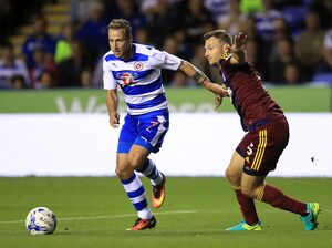 <b>Reading v Ipswich Town</b><br>Selection of 4 items